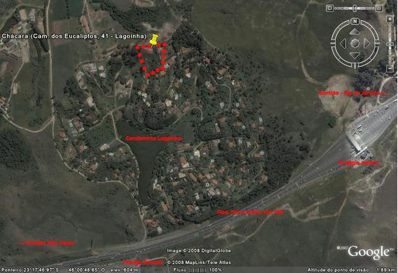 Vendo Terreno No Condomínio Lagoinha Em Jacareí