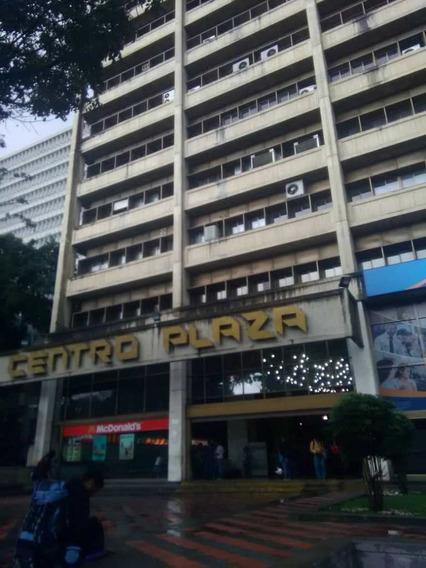 *oficina En Alquiler Centro Plaza