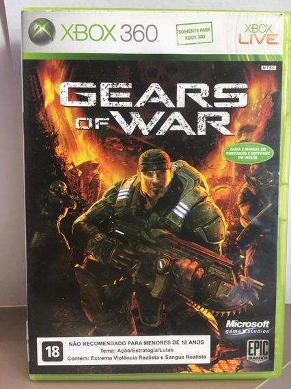 Gears Of War Xbox 360 Midia Fisica Usado