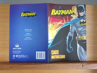 Batman 8 Revistas Wb Comics
