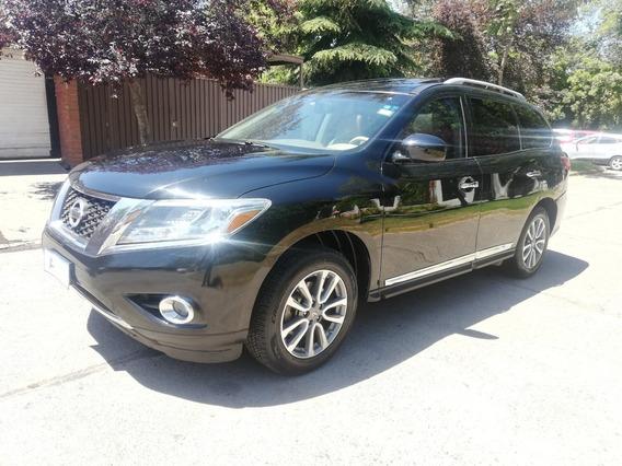 Nissan Pathfinder 2015 4x4 Exclusive