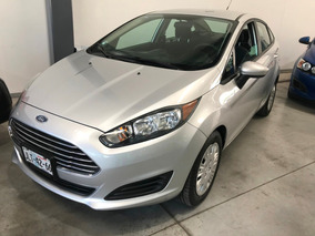 Ford Fiesta 1.6 S Sedan At