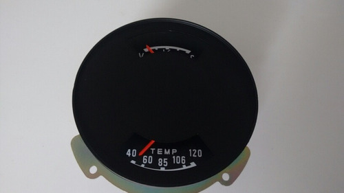 Imagem 1 de 2 de Marcador Combustível Temperatura Chevrolet C10 D10 Veraneio.