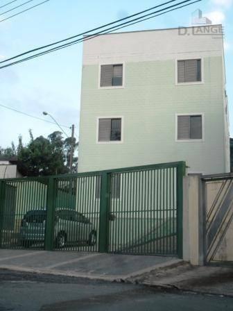 Imagem 1 de 9 de Apartamento Com 3 Dormitórios À Venda, 65 M² Por R$ 300.000,00 - Jardim Quarto Centenário - Campinas/sp - Ap14165