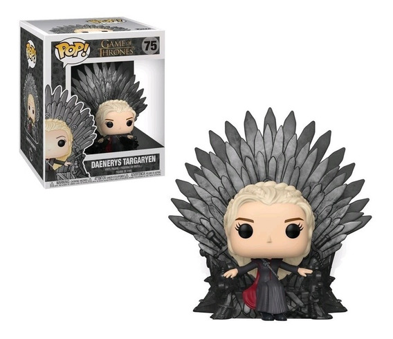 Funko Game Of Thrones Daenerys Targaryen 75 Figura De Vinil
