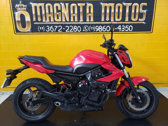 Yamaha Xj 6 N Vermelha - 2012 - Km 23.000
