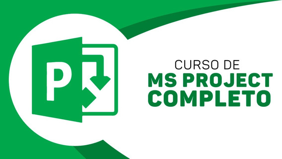 Curso Ms Project + Brindes Curso Excel + Energia Solar