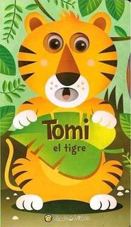 Tomi El Tigre Col Caras Animadas 1367 Guadal