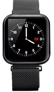 Smart Watch Century John L. Cook Cardio Mensajería 2 Mallas