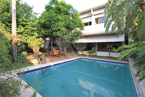 Casa-são Paulo-alto De Pinheiros   Ref.: 353-im528822 - 353-im528822