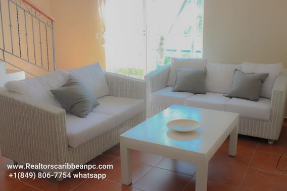 Whitesands Punta Cana Phenthouse 2 Niveles Vista Piscina