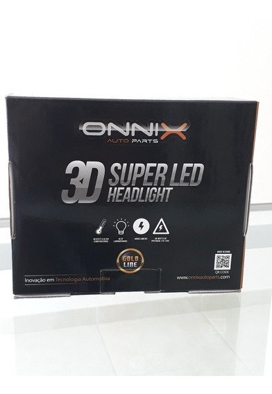 Par De Lapadas Super Led 3d