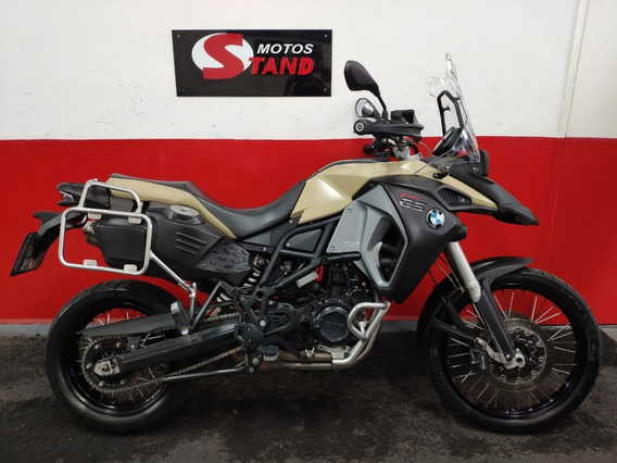 Bmw F 800 Gs 800gs F800gs Adventure Abs 2015 Bege