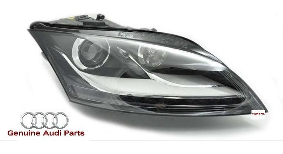 Farol Audi Tt 2007 2008 2009 2010 Par