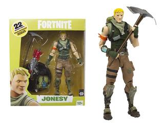 Fortnite Jonesy Figura Articulada Original Cod 10612 Bigshop