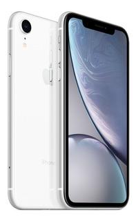 Apple iPhone Xr Branco 64gb Tela Liquid 6,1 Câmera 12mp+12mp