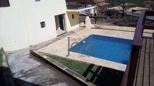 Chácara Com 4 Dormitórios À Venda, 1180 M² Por R$ 890.000 - Morada Dos Pássaros - Itatiba/sp - Ch0219