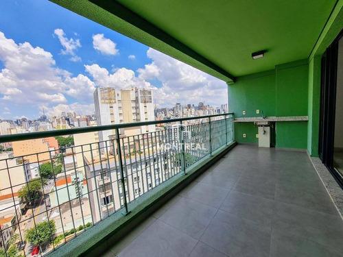 Apartamento À Venda, 80 M² Por R$ 881.000,00 - Bela Vista - São Paulo/sp - Ap2506