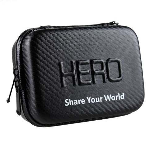 Maleta Para Gopro Case Impermeável Bag Para Acessórios