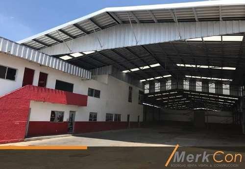 Bodega Renta 1250 M2 Lazaro Cardenas Y 8 De Julio Guadalajara Jalisco Mexico 1