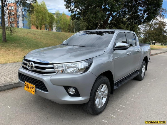 Toyota Hilux 4x4 2019 Diesel At Full Equipo