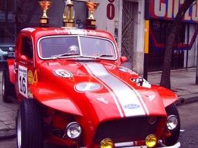 Coupe.tc. Ford 40, Competicion Cupecita