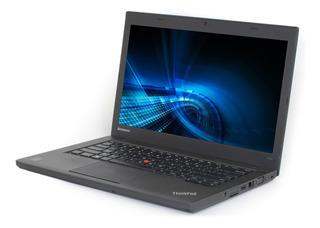 Notebook Lenovo T440 I5-4300u 4ta Gen 1.9ghz 4gb 240 Ssd