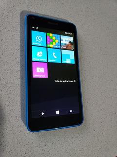 Microsoft Lumnia 640 Lte 4g Libre Fabrica Impecable!!!