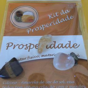 Pedras Naturais - Kit Da Prosperidade - Novo