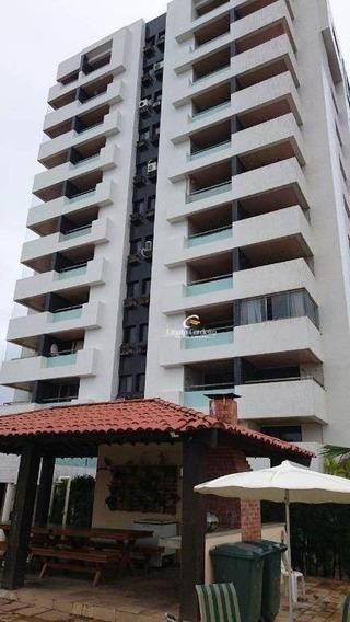 Apartamento Com 3 Dormitórios À Venda, 114 M² Por R$ 400.000 - Intermares - Cabedelo/pb - Ap2458