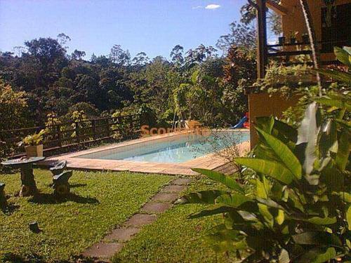 Chácara À Venda Em Jardim Da Serra, São Lourenço Da Serra - V2391