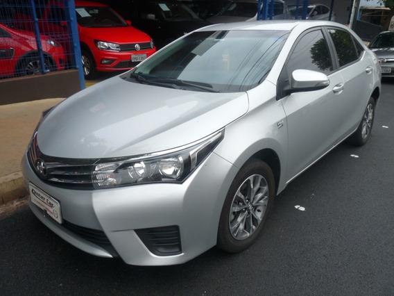 Toyota / Corolla 1.8 Gli Automático Flex +central Multimídia