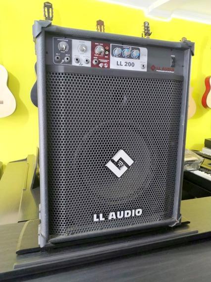 Amplificador Multiuso 5 Canais - Ll Audio 200
