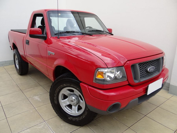 Ford Ranger 2.3 Xls Cab. Simples 4x2 Sport 2p 2008