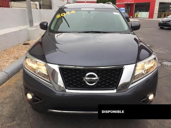 Nissan Pathfinder 14 Gris Oscuro