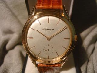 Distinguido Reloj Movado