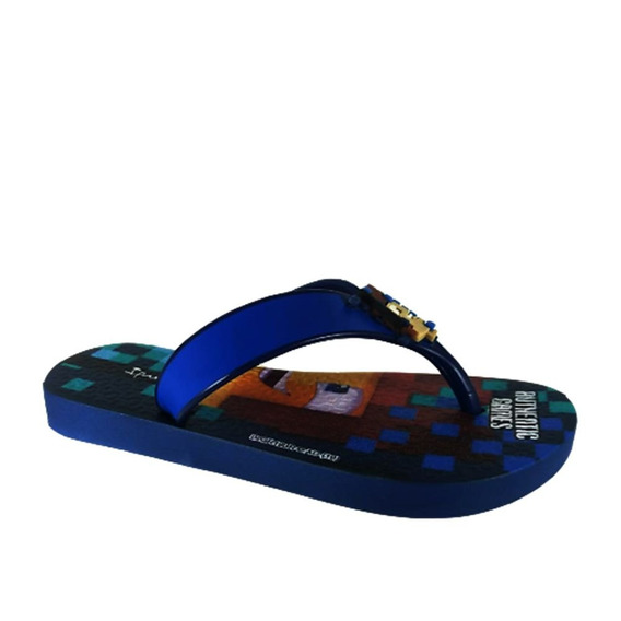 Chinelo Ipanema Infantil Authentic Games Azul 009916