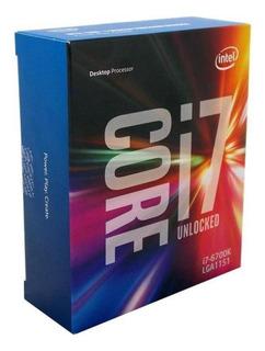 Procesador Intel Core i7-6700K 4 núcleos 64 GB