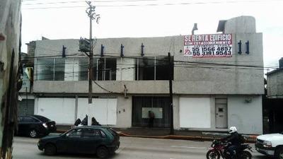 Edificio En Renta, Guadalupe Victoria, Ecatepec