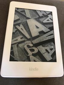 Amazon Kindle Paperwhite Branco Wi-fi 2018(capa Brinde)