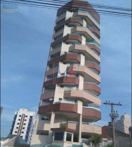 Imagem 1 de 17 de Ref: 12.626 - Lindo Apartamento No Bairro Centro Mongaguá, Com 2 Dorms Sendo 1 Suíte, 1 Vaga, 77 M² De Área Útil, Prox. A Vários Comércios. - 12626