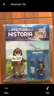 Playmobil La Aventura De La Historia