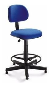 Cadeira Caixa Produção Portaria Secretária Giratória