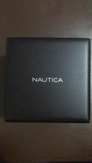 Relógio Náutica Dourado A36000 Masculino