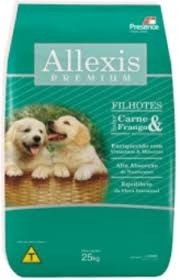 Allexis Cães Filhotes Premium 10,1kg