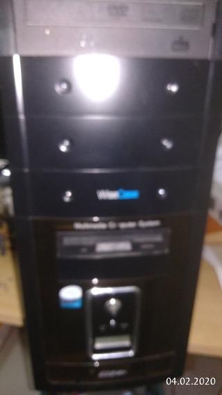 Computador Core2duo E6600 Com Placa De Vídeo 128mb