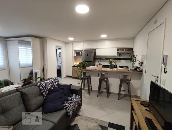 Apartamento Para Aluguel - Centro, 1 Quarto, 39 - 893090982