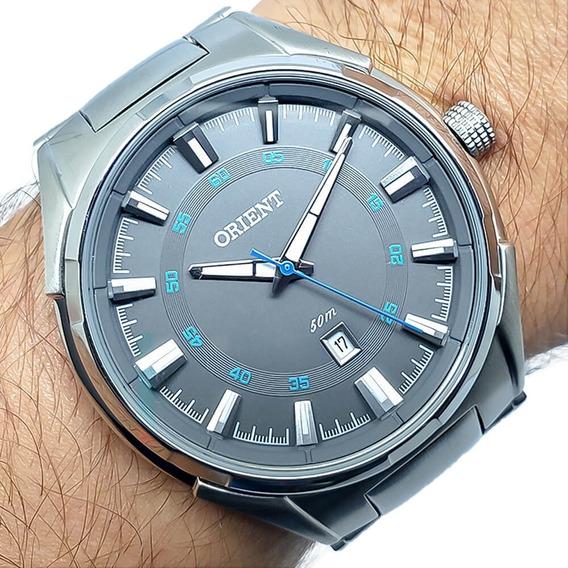 Relógio De Pulso Masculino Orient Mbss1348 Original Nf-e