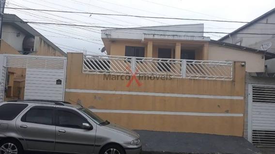 Casa Térrea Para Venda No Bairro Jardim Eliane, 2 Dorm, 6 Vagas, 105,00 M, 250 M Com Edicula No Fundo Quarto Sala Cozinha E Banheiro. - 942