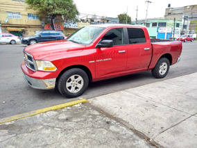 Pick-up Ram Doble Cabina, Modelo 2009, Impecable
